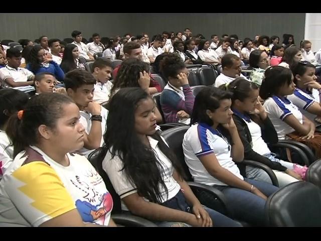 'Cultura do estupro' � tema de palestra para estudantes na Esmal